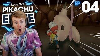 HOW TO FIND MOON STONES! • Pokemon Let's Go Pikachu & Eevee! • Episode 04