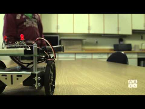 Education Minute | North Country Career Center: Robotics