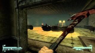 Fallout: New Vegas - Bison Steve Happy Axe Fun Time