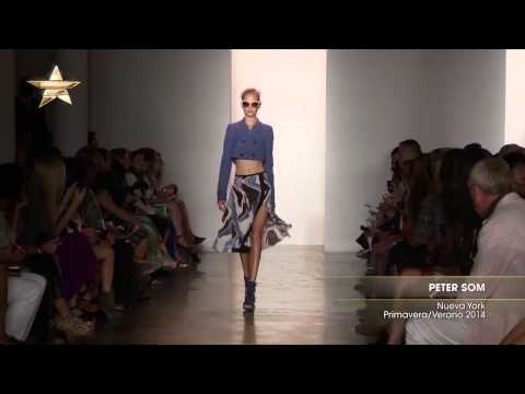 Peter Som | New York Fashion Week | Primavera Verano 2014