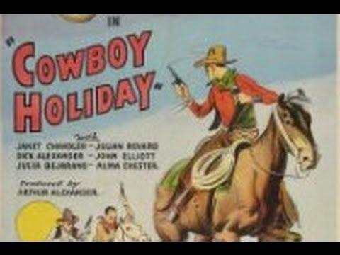 Cowboy Holiday (1934) - Full Movie