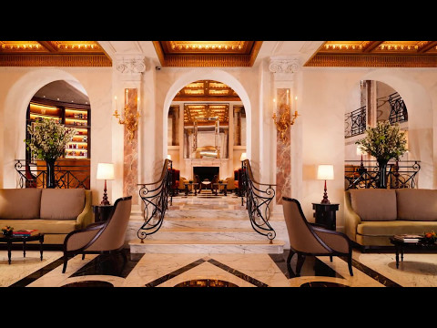 A Jewel in Rome's Crown - Hotel Eden's Restoration Project
