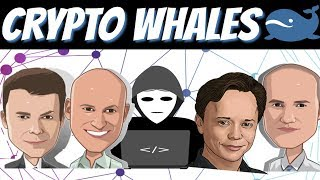 Top 10 Richest People In Cryptocurrency (Market)