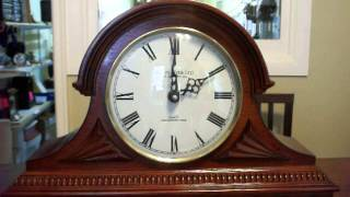 Smith & Ives Limited Quartz Westminster Chime Mantel Clock