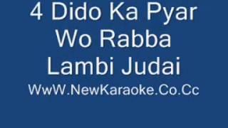 Lambi+Judai+Lambi+Judai++Jannat+Karaoke+)
