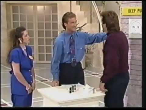 Shop 'Til You Drop (1991) | Denise & Thom vs. John & Natalie