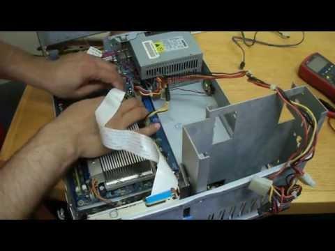 Computer mother board repair. Component level repair.