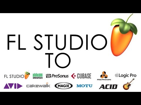 How to send your FL Studio Project to other DAWs ( Freezing, and Consolidation Tutorial )
