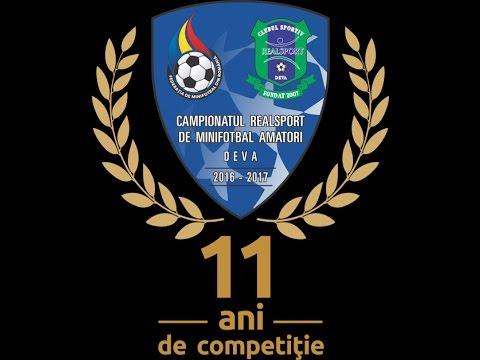 Campionatul Realsport Liga A Play off si Liga B etapa XI