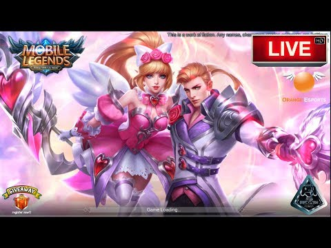 [Mobile Legends] Two Lovely Alone 🔘 LIVE | Malaysia