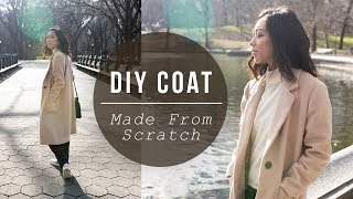 DIY Coat | Made From Scratch