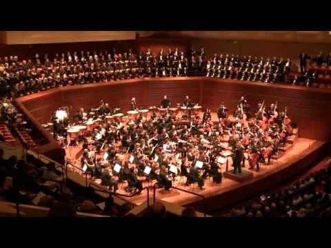 Redwood Symphony at Davies Symphony Hall:  Also Sprach Zarathustra