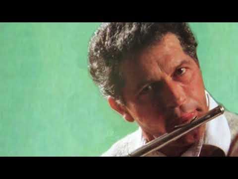"T. Takemitsu: ""Voice"" for flute alone - Aurèle Nicolet"