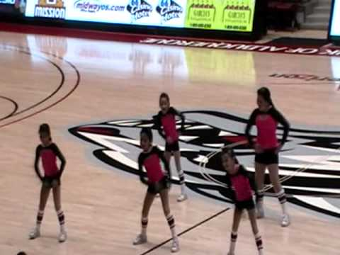 New Mexico Stars Dance Center UNM Spirit Fest 2010