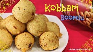 Kobbari Boorelu - Happy Vinayaka Chavithi/ Ganesh Chathurthi |Sweet coconut Stuffed Dumplings