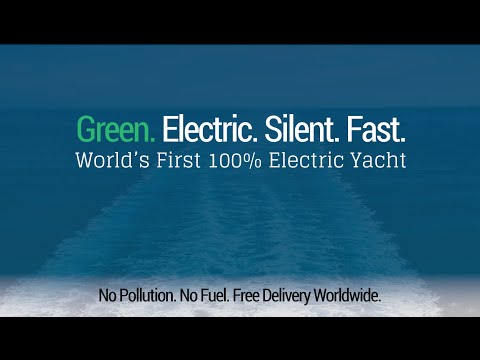 The Electric Yacht Webinar Replay by Cadia Yachts: Part 1 of 2