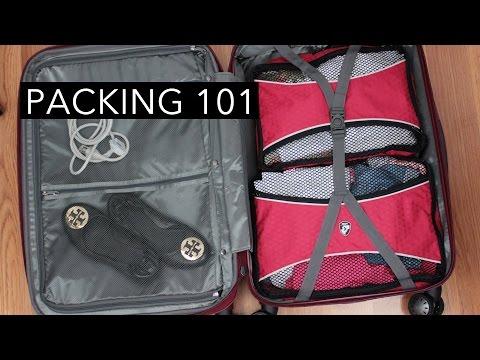 Packing 101 | HEYS Portal SmartLuggage