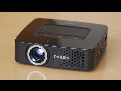 Philips Ppx3610 Pico Projector Ces 2013 Doovi