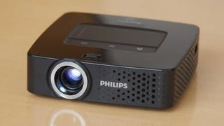 Android-Beamer mit Wlan - Test Philips PicoPix 3610