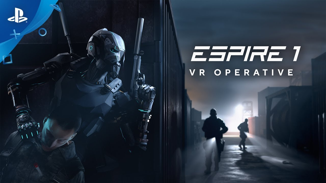 Psvr Games 2020.Espire 1 Vr Operative Launch Trailer Psvr