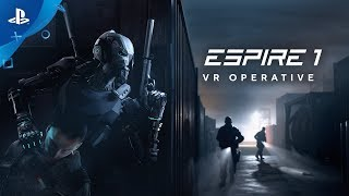Espire 1: VR Operative | Launch Trailer | PSVR