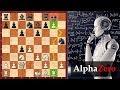 Unbelievable! AlphaZero Goes For A Piece Sacrifice On Move 12