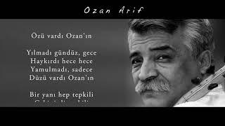 Gambar cover Uğur Işılak - Aha Geldim Gidiyorum / Ozan Arif'in aziz hatırasına..