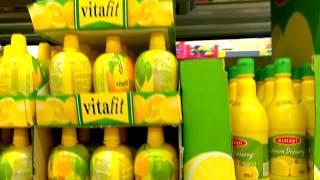 Супермаркет в Протарасе LIDL(Отдых на Кипре. Самый крупный в Протарасе Супермаркет LIDL,Кипр,май 2014, Здесь самые низкие цены на Кипре., 2014-06-11T18:01:40.000Z)