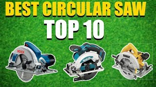 Top 10 Best Circular Saws 2020 | Circular Saw Reviews