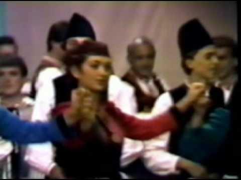 Aegean Macedonian Women's Dance - Žensko Beranče