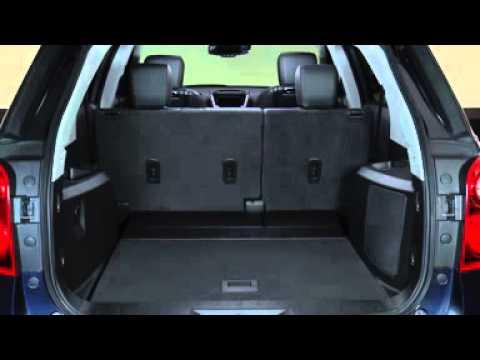 2015 chevy equinox multiflex rear seat youtube. Black Bedroom Furniture Sets. Home Design Ideas
