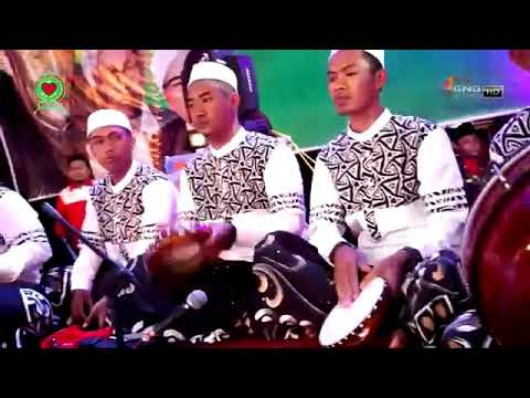 Jomblo Hepy Versi Sholawat Gandrung Nabi Group Hadroh