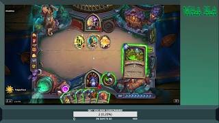 Hearthstone Session #1 - 4/16/18
