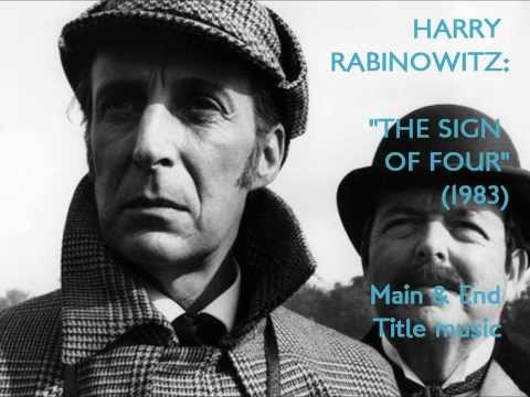 """Harry Rabinowitz: Main & End Title music from """"The Sign of Four"""" (1983)"""