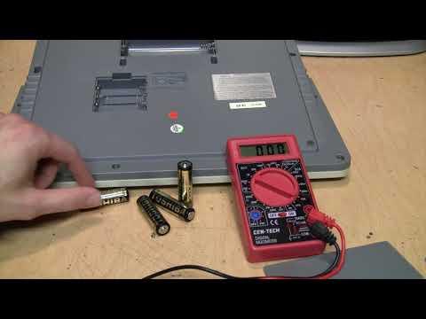 Dead battery bounce test & the IQ Unlimiteds big secret