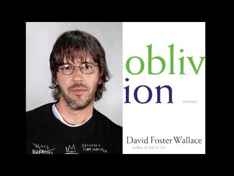 "David Foster Wallace interview and reading from ""Oblivion"" on WPR (2004)"