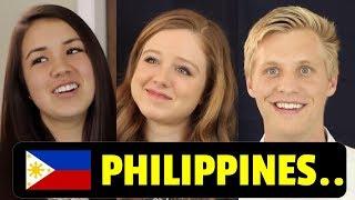 Why Americans LOVE Filipino Culture!