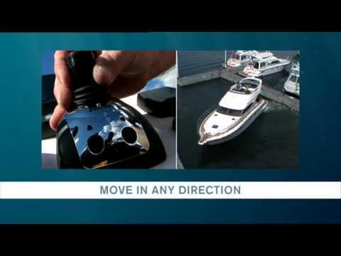 Volvo Penta's boat joystick controls for docking
