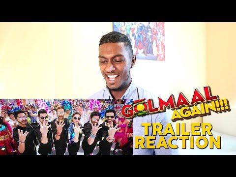 Golmaal Again Trailer Reaction & Review | Ajay Devgn | PESH Entertainment