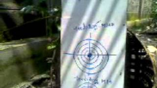 Repeat youtube video ปืนลมไทยประดิษฐ์ m-200 airgun tast-2