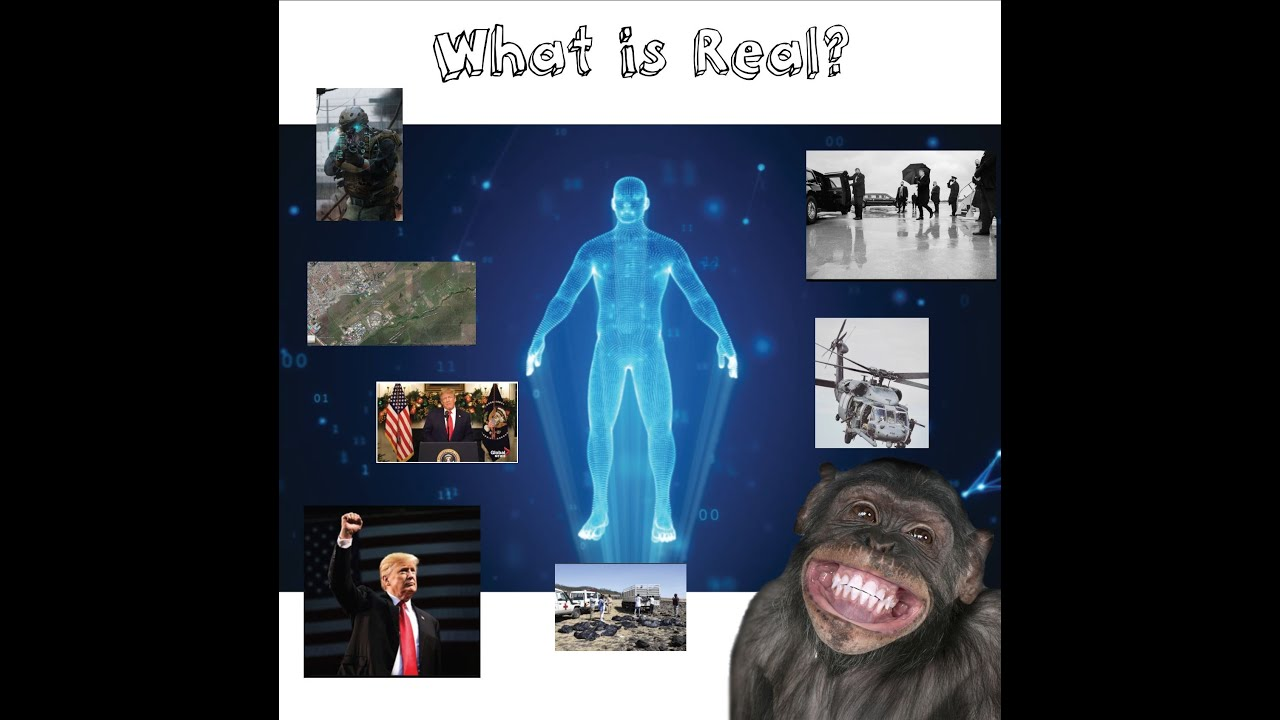 What Is Real - Artificial CGI