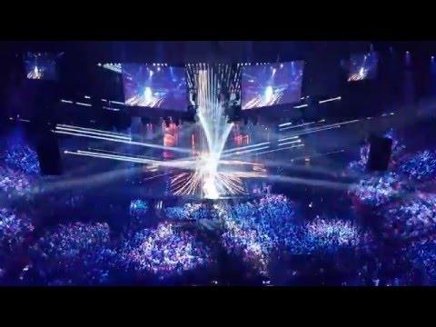 Dami Im - Sound of Silence Live #Eurovision - CRAZY FAN CROWD