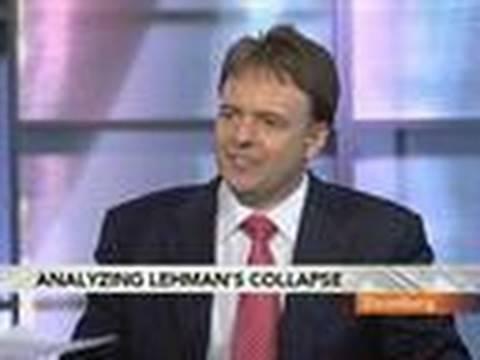 McDonald Calls Lehman Collapse `Crime of the Century': Video