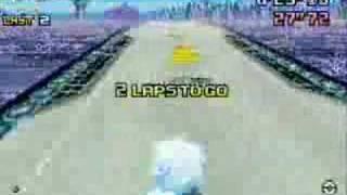 F-Zero Climax Custom Track: Port Town - Crooked Jump