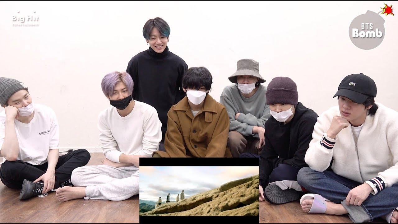 Download [BANGTAN BOMB] BTS 'ON' MV reaction - BTS (방탄소년단)