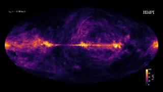 علماء الفيزياء الفلكية يرسمون الخريطة الأكثر تفصيلاً على الإطلاق لمجرة درب التبانة