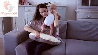 egy szoptató anyának férgei vannak