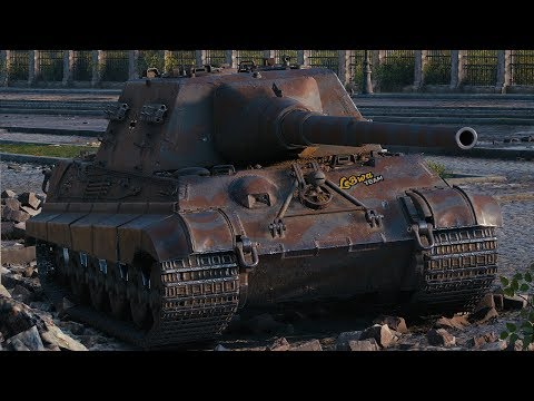 World of Tanks Jagdtiger - 4 Kills 9,6K Damage thumbnail