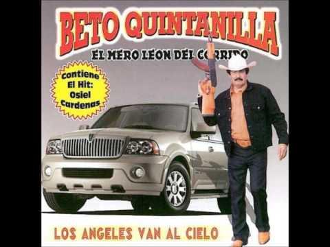 BETO QUINTANILLA LOS ANGELES VAN AL CIELO