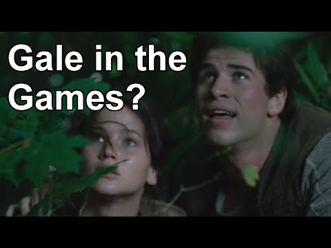 What If Gale Had Gone Into The 74th Hunger Games?